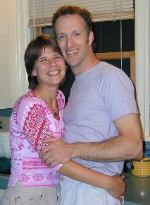 Greg & Elizabeth