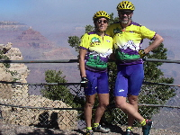 Sheila & Spencer at the Grand Canyon