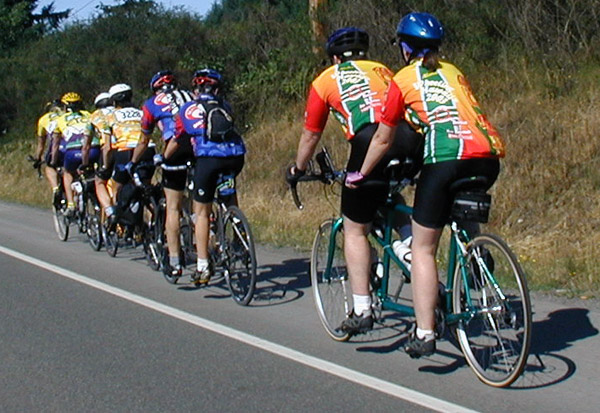 Join us on a training ride