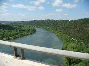 Colorado River at Mansfield Dam
