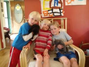 Ellen's kids