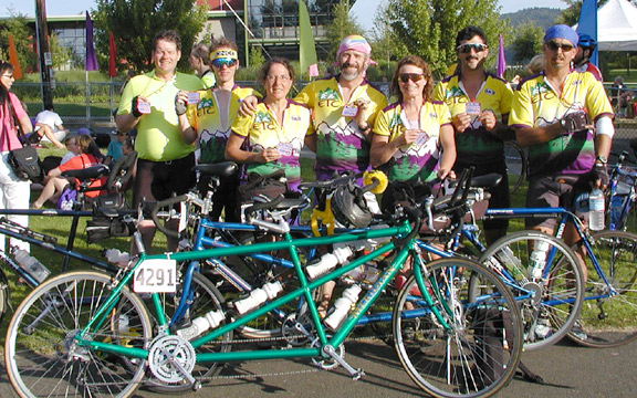 Seattle to Portland STP 2002