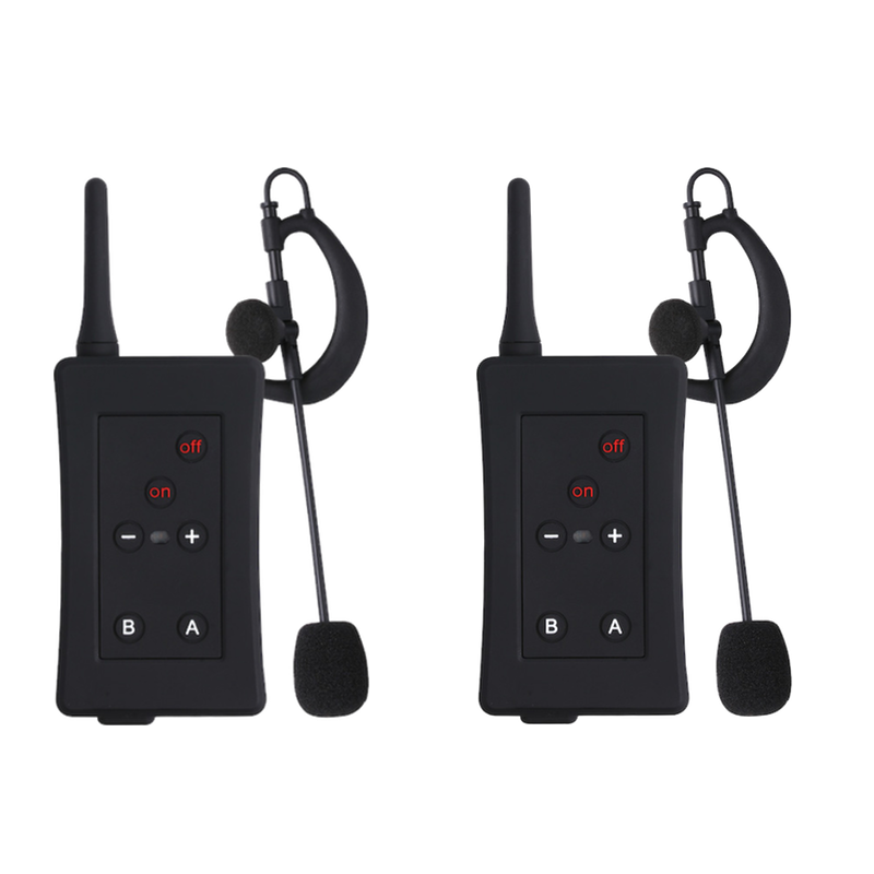 New tandem headset system